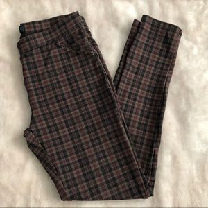 Sanctuary Skinny Black Brown Pants Size Small